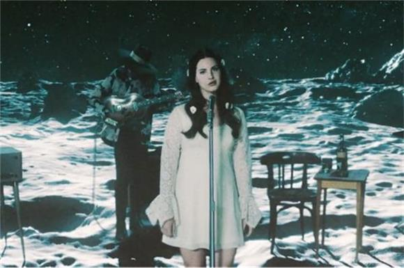Lana Del Rey Takes Us To Space In Video For 'Love'