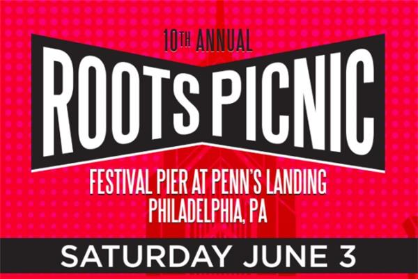 The Roots Picnic 2017 Lineup Revealed