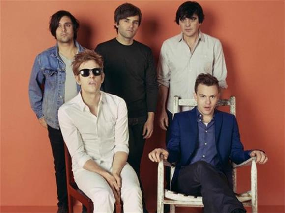 Spoon Releases New 'Can I Sit Next To You' Video