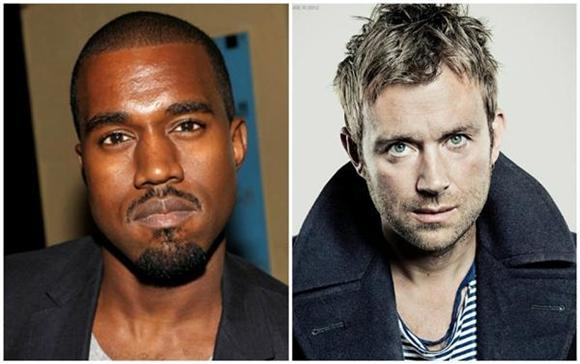 Why Kanye West And Damon Albarn Need To Get It Together