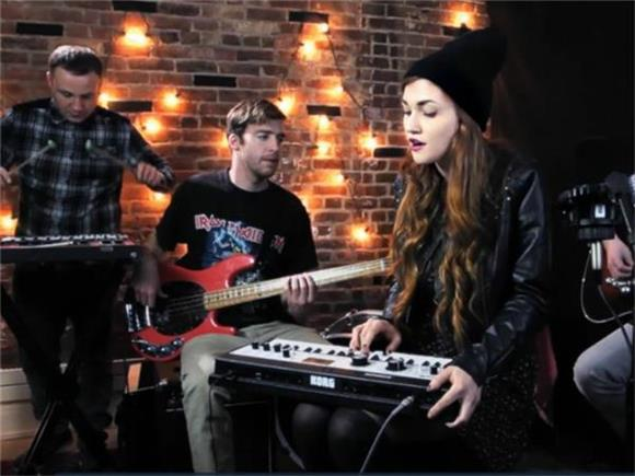 THROWBACK THURSDAY: A Dead Kitten Session with MisterWives