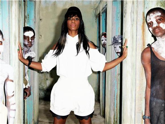 Is Santigold Onto Something About Selfie Culture