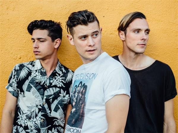 Dreamers Release New Video For 'Sweet Disaster'