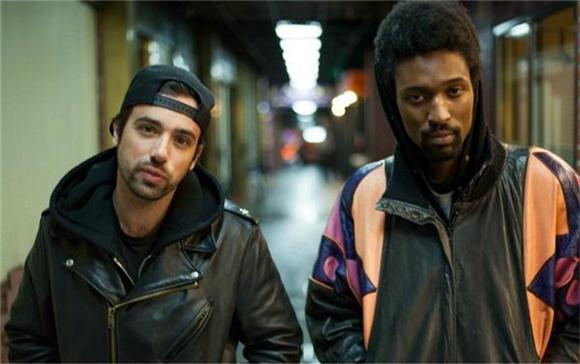 Listen To The Knocks' Synth Groove 'Dancing With Myself'