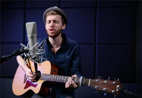 Now Playing: Jaymes Young's Seductive Studio Session