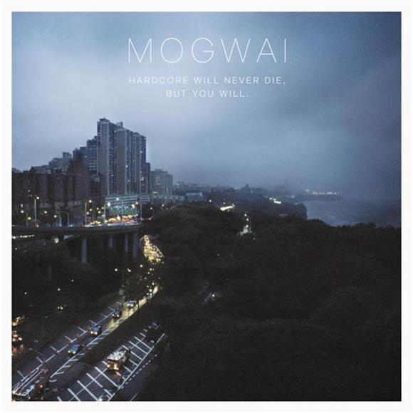 album review: mogwai