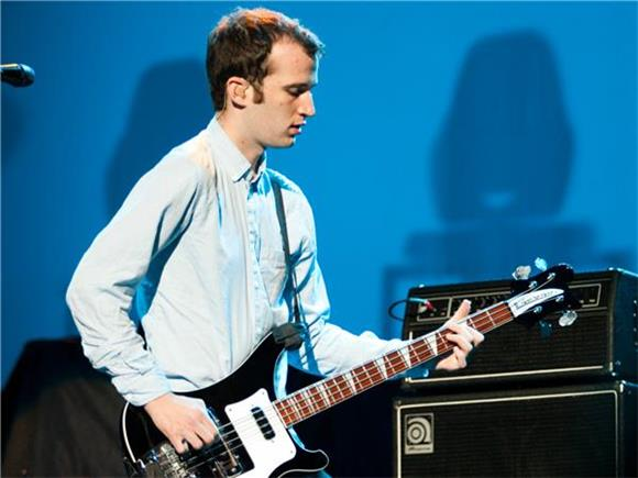 Vampire Weekend's Baio Knows 'The Names'