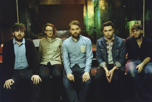 No Longer Frightened: An Interview with Frightened Rabbit