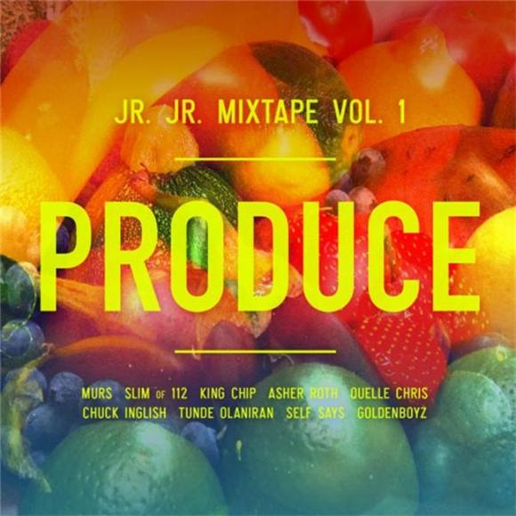 Download Dale Earnhardt Jr. Jr.'s Fresh 'Produce' Mixtape