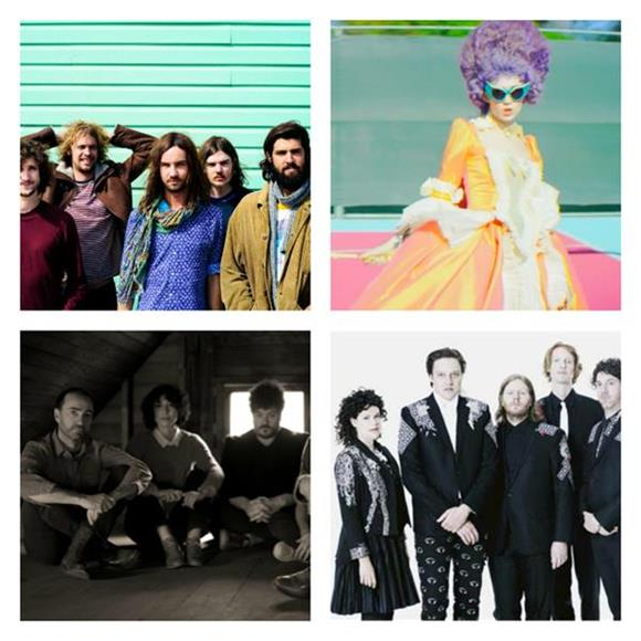 10 Bands That Could Play The Indie Super Bowl