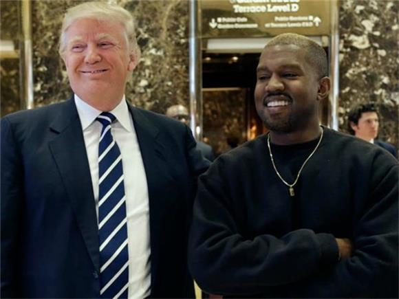 Kanye Realizes Trump Isn't A Cool Guy, Deletes Pro-Trump Tweets
