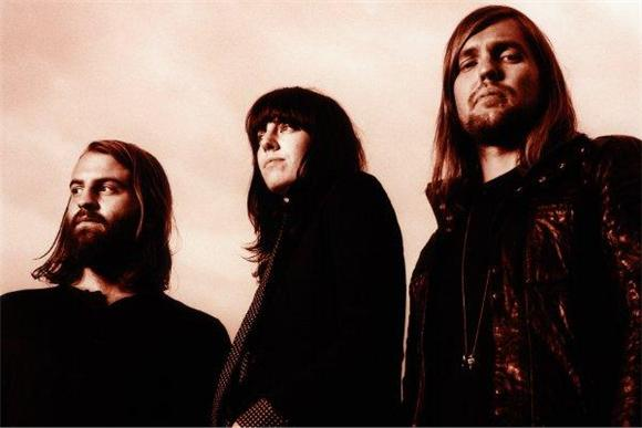 New Music Video:  Band of Skulls
