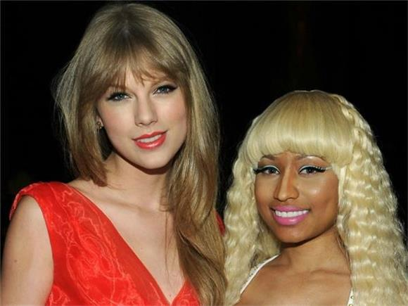 We're Living in a Nicki Minaj World, Not a Taylor Swift One