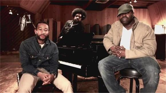 Late Night: John Legend and The Roots
