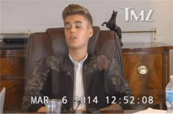 Watch Justin Bieber's Painfully Moronic Deposition