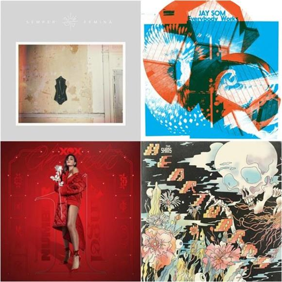 SPEED ROUND: 7 Albums Out Now That You Should Spin
