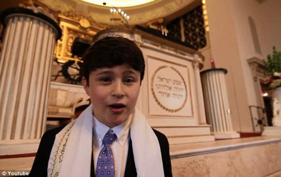 Adults Made This: Bar Mitzvah Rap Edition