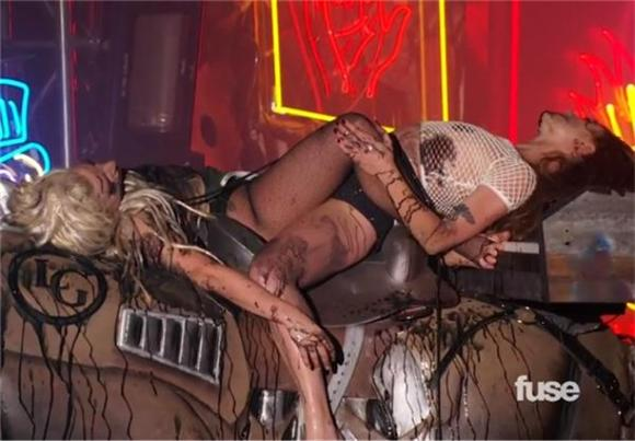 Who Doesn't Want To Puke On Lady Gaga?