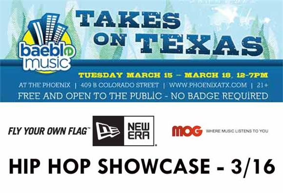 sxsw: new era presents hip hop day at the phoenix