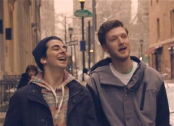 Guy Films Friends In Philly, Adds Drake, Makes Beautiful Bromance Music Video
