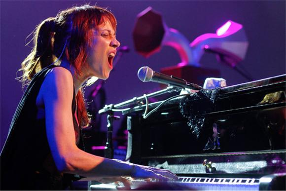 Watch: Fiona Apple