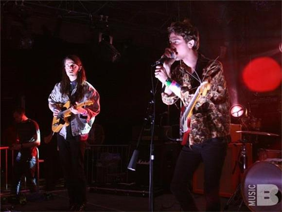 THROWBACK THURSDAY: Beach Fossils Live at Hype Machine's Hype Hotel