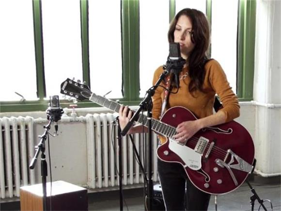 COMING SOON: Maria Taylor's Charming Session