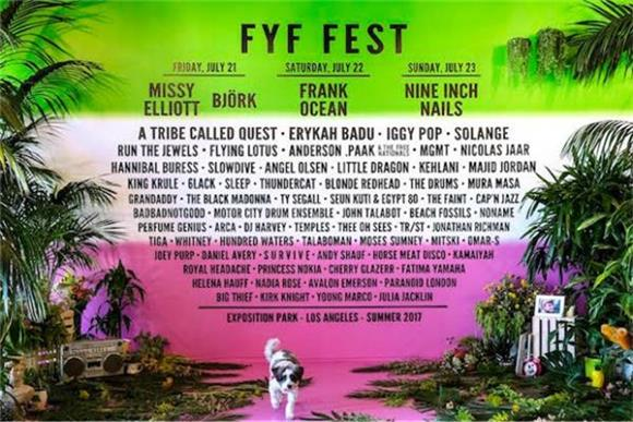 FYF Fest Just Brought Fire To The Summer Festival Lineups