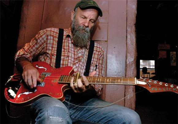 introducing: seasick steve