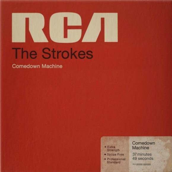 Album Review: The Strokes