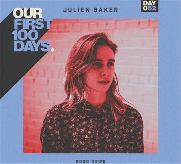 Julien Baker Reimagines 'Good News' For Our First 100 Days