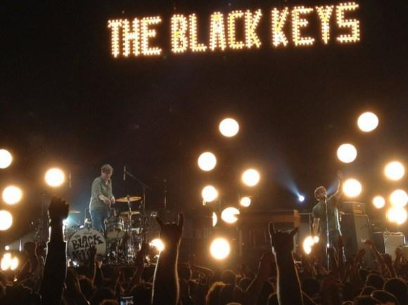 Out and About: Black Keys  Arctic Monkeys
