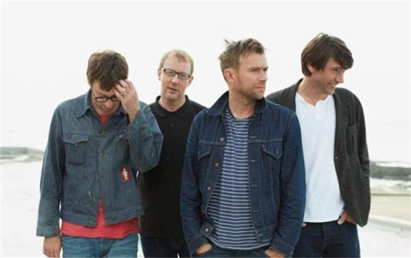 Blur Brings The Britpop Swag Back