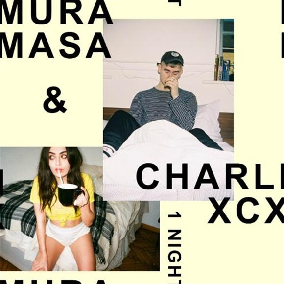 SONG OF THE DAY: '1 Night' by Mura Masa ft. Charli XCX