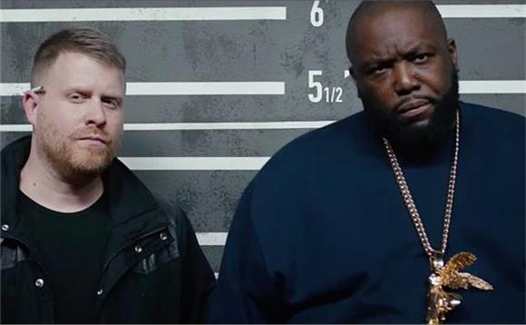 Watch Run The Jewels Trip On Acid in New Video For 'Legend Has It'