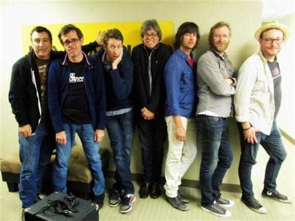 Matt Berninger and Old 97's Yuk It Up On Comedy Bang Bang