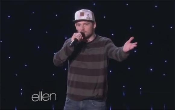 Mac Lethal Is Too Fast For Ellen's Subtitles