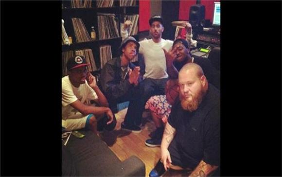 Listen To Action Bronson And Earl Sweatshirt Collab 'Warlord Leather'