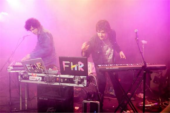 Video Interview: French Horn Rebellion