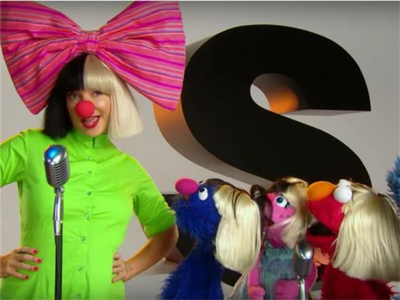 Sia Was on 'Sesame Street' and It Was Freaking Adorable