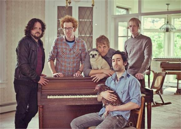 Now Playing: Blitzen Trapper