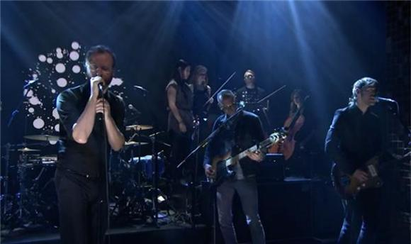 The National Perform 'This Is the Last Time' On The Tonight Show