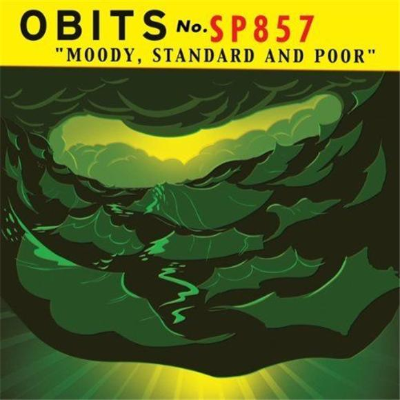 obits moody, standard, and poor