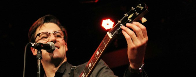 Out And About: Nick Waterhouse at Bowery Ballroom