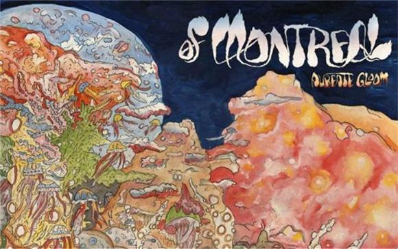 Album Review: Of Montreal Aureate Gloom