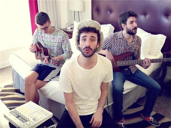 Watch Ajr Cover Ed Sheeran S Shape Of You Baeble Music