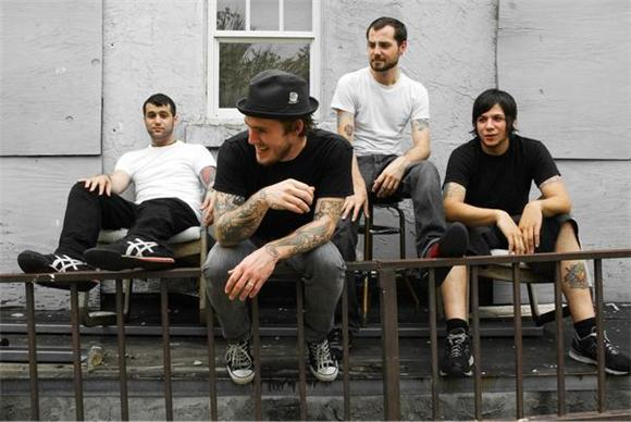 late night: the gaslight anthem
