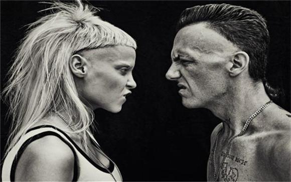 On Die Antwoord's Rude Talk And Broken Logic
