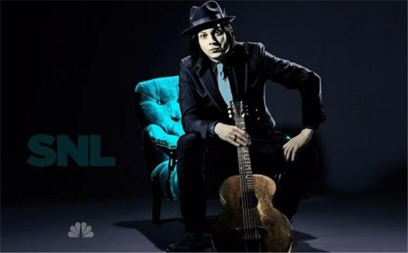 SNL: Jack White and Lindsay Lohan