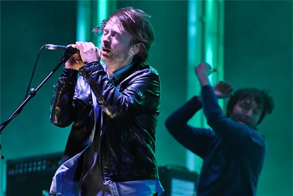 Radiohead Extends North American Tour